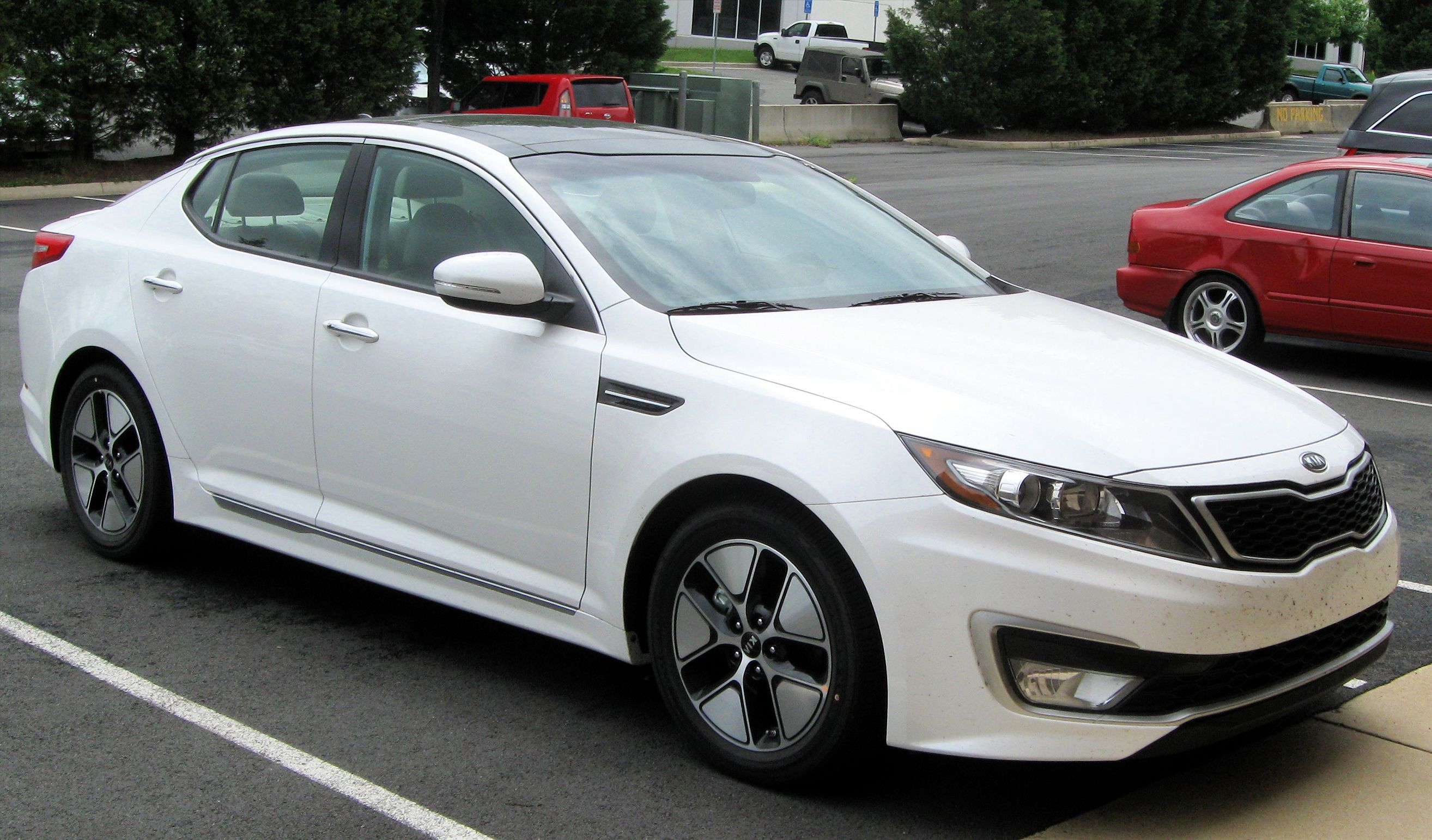 Kia Optima Photos Informations Articles My 2011 1