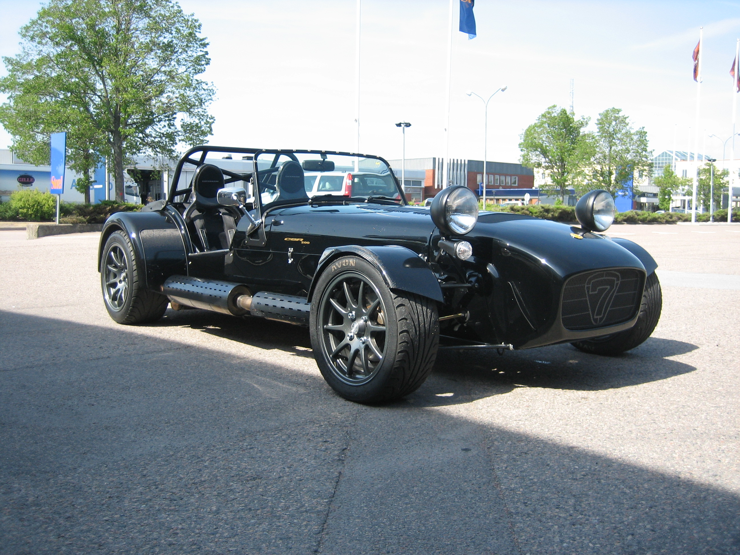 1995 Caterham Super 7 #9