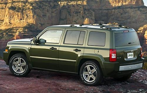 2008 Jeep Patriot #3