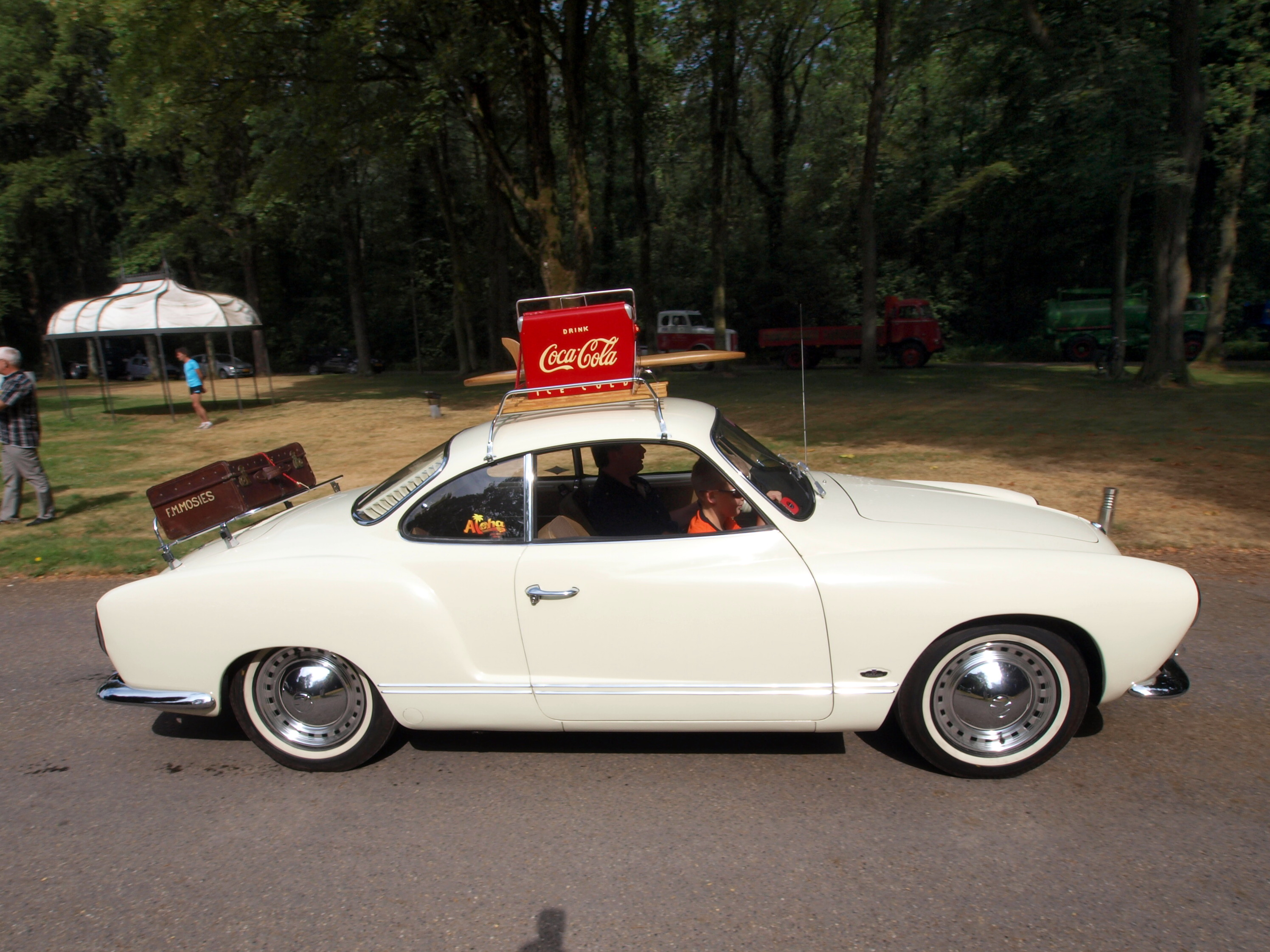 1964 Volkswagen Karmann Ghia Photos Informations Articles Wiring Diagram 13