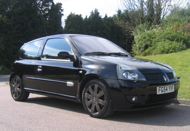 2004 renault clio photos informations articles. Black Bedroom Furniture Sets. Home Design Ideas