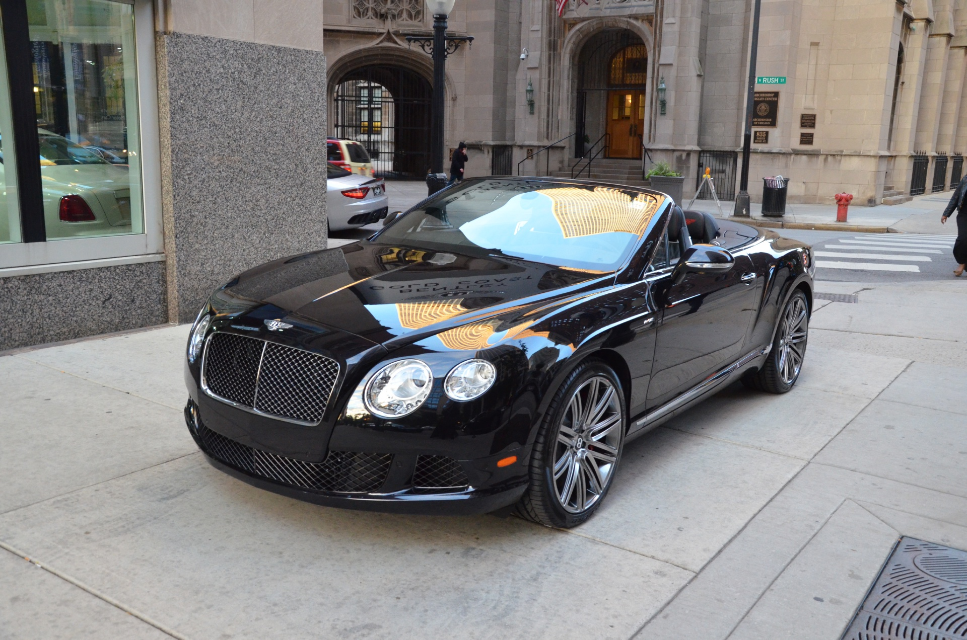 2011 Bentley Continental Gtc Speed #10