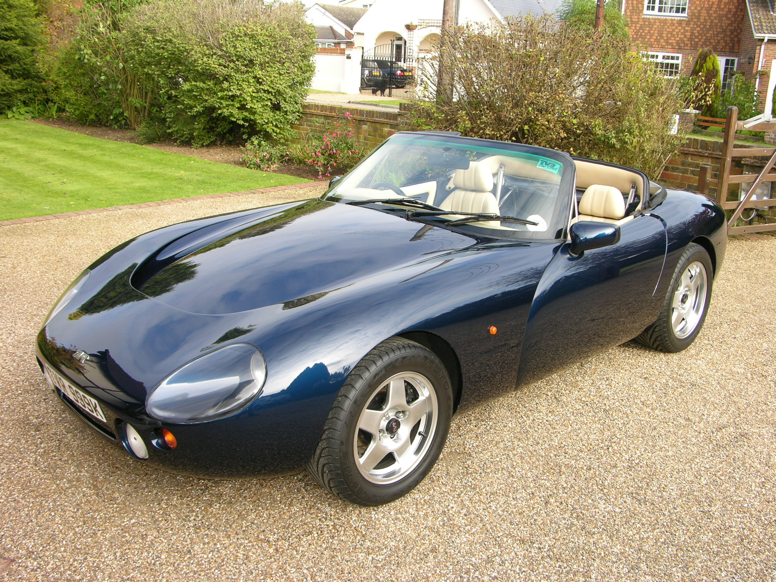 Tvr Griffith #3