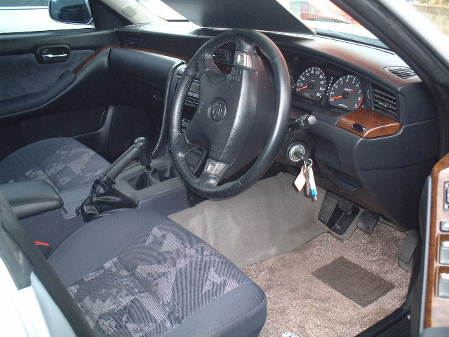 2001 Nissan Laurel #18