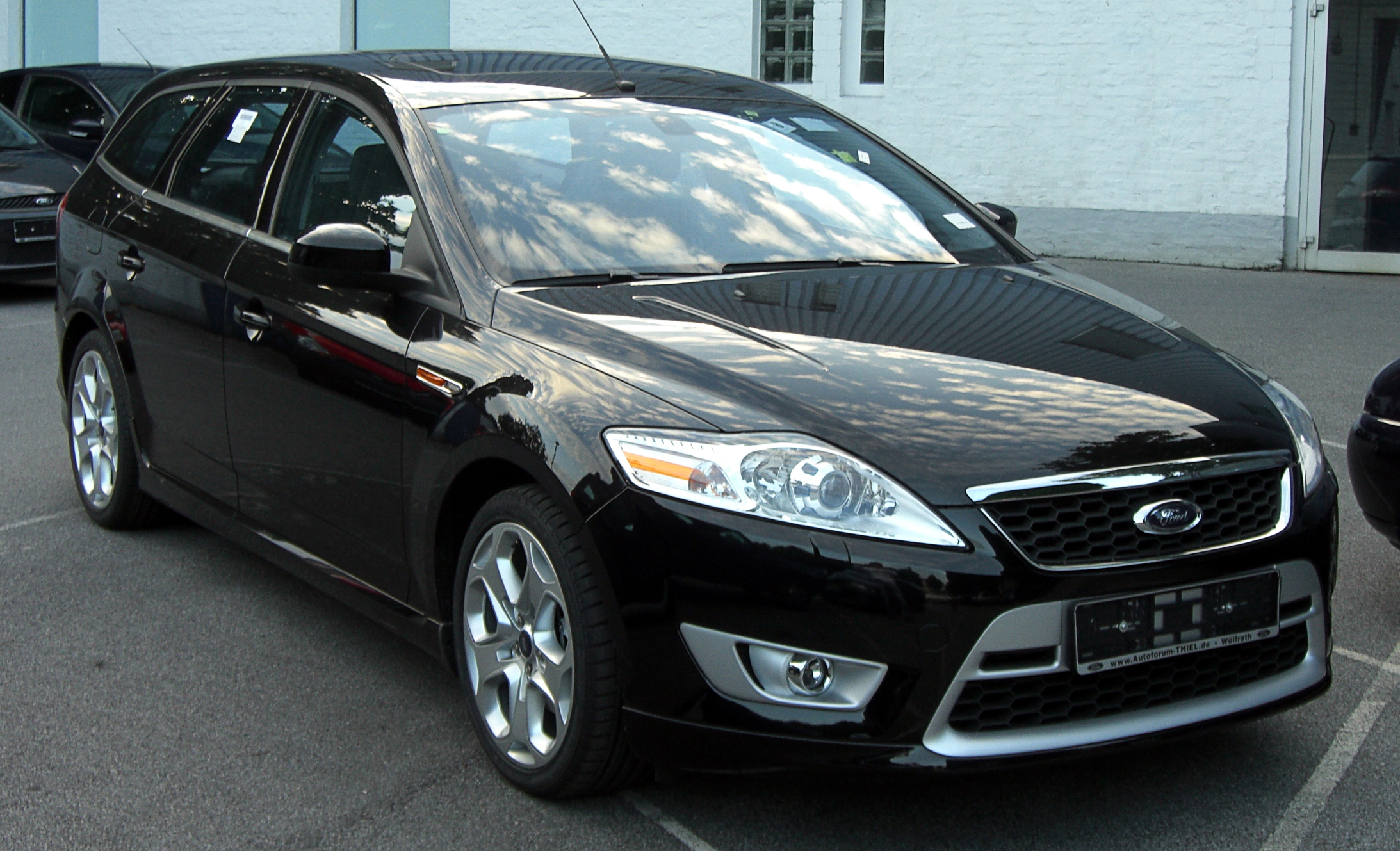 2009 Ford Mondeo #4