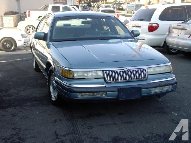 1993 Mercury Grand Marquis #14