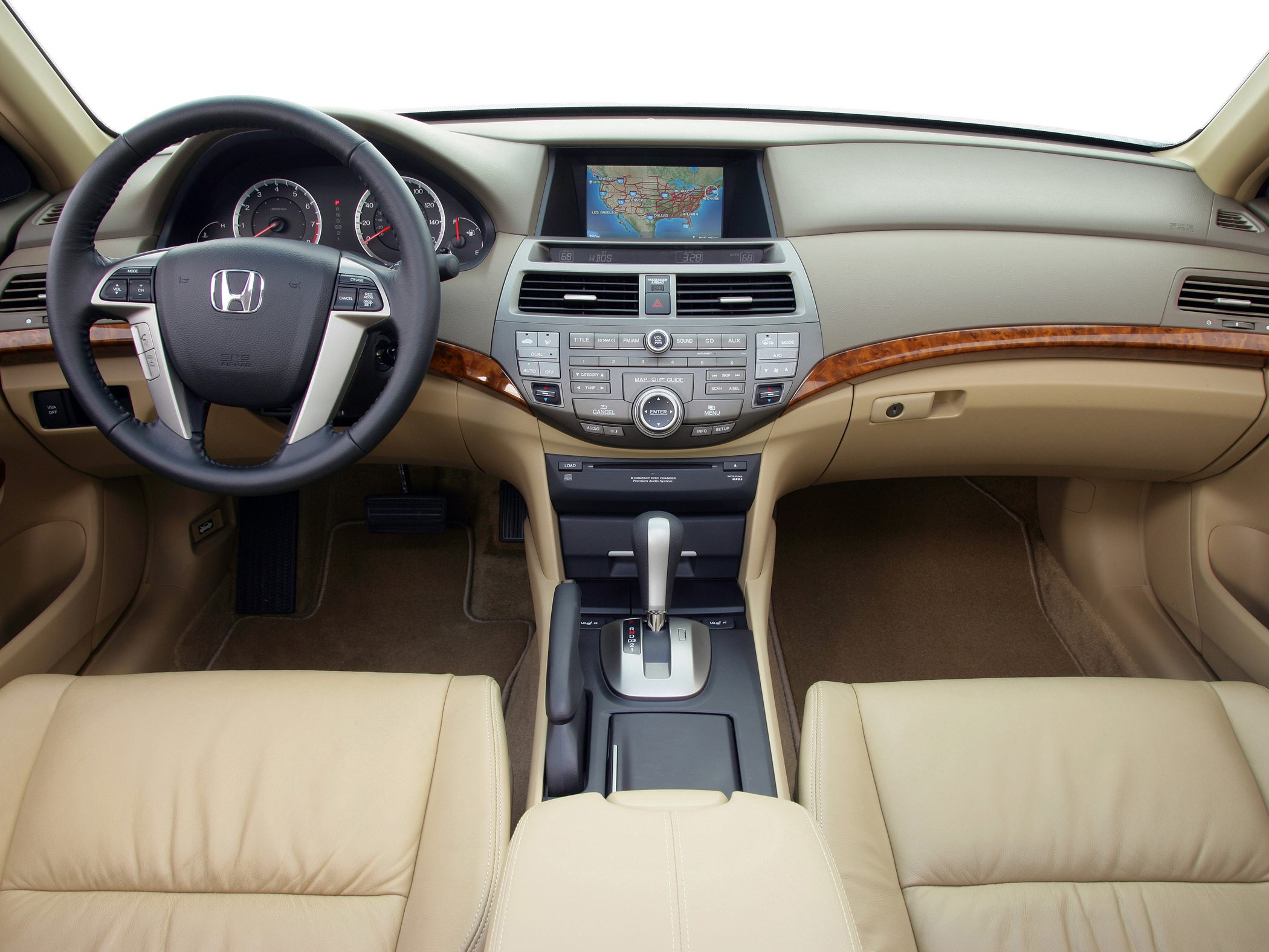 2010 Honda Accord #8