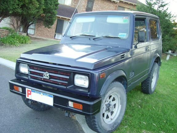 1985 Holden Drover #7