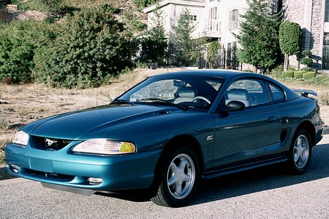 1994 Ford Mustang #11