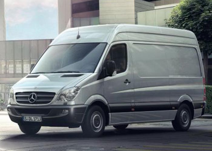 2010 Mercedes-Benz Sprinter #2