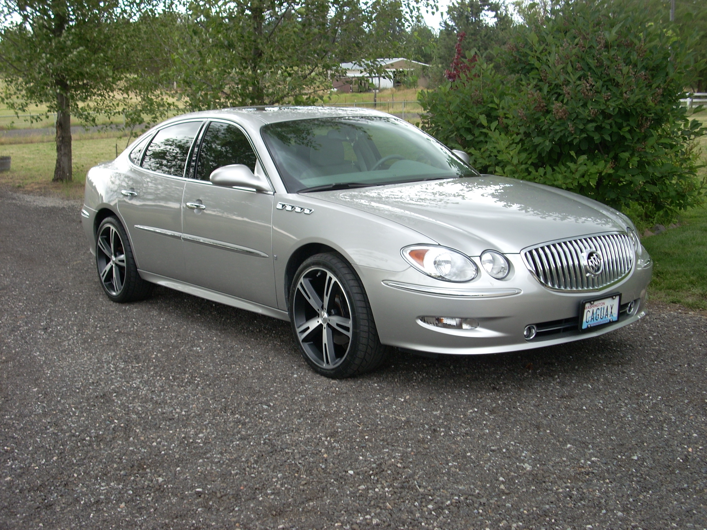 2008 Buick Lacrosse s Informations Articles BestCarMag