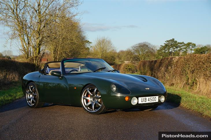 1994 TVR Griffith #3