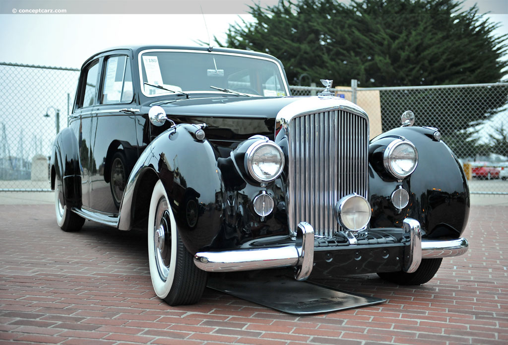 Bentley Mark VI #15