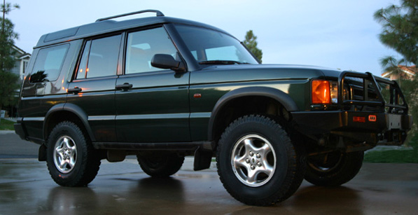 2000 Land Rover Discovery Series Ii #16