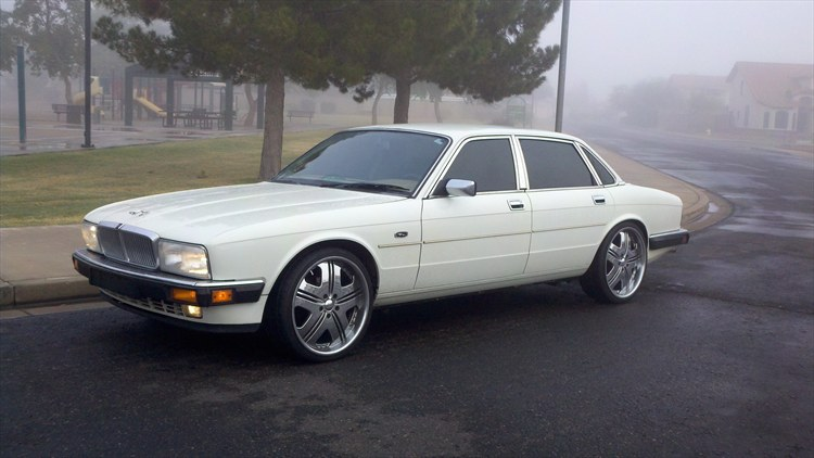 1994 Jaguar Xj-series #8