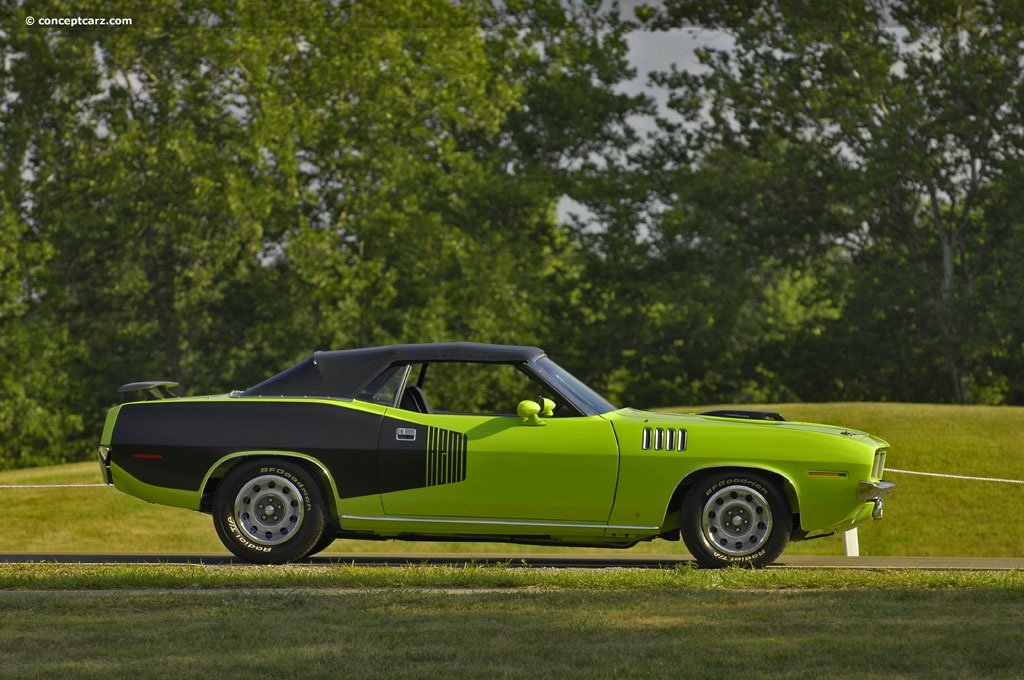 1971 Plymouth Barracuda #11