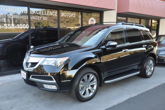 2011 acura mdx photos informations articles. Black Bedroom Furniture Sets. Home Design Ideas