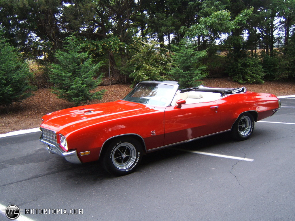 1971 Buick GS #8