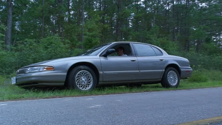 1995 Chrysler New Yorker #8