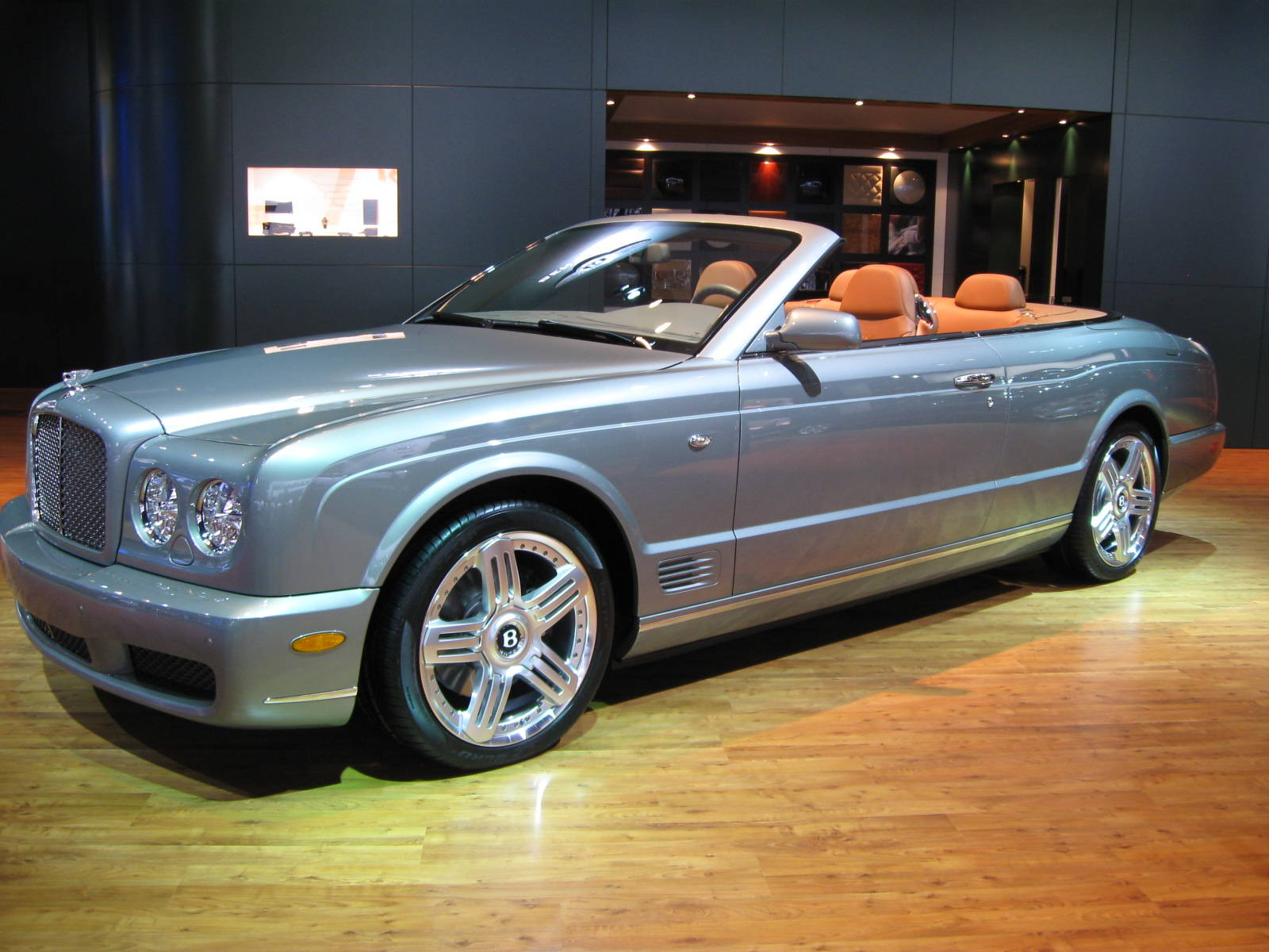 Bentley Azure T #7