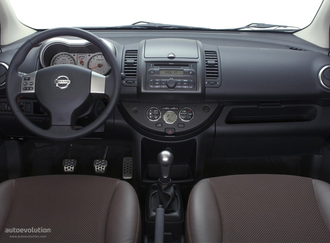 2008 Nissan Note #19