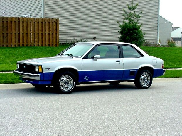Chevrolet Citation #16