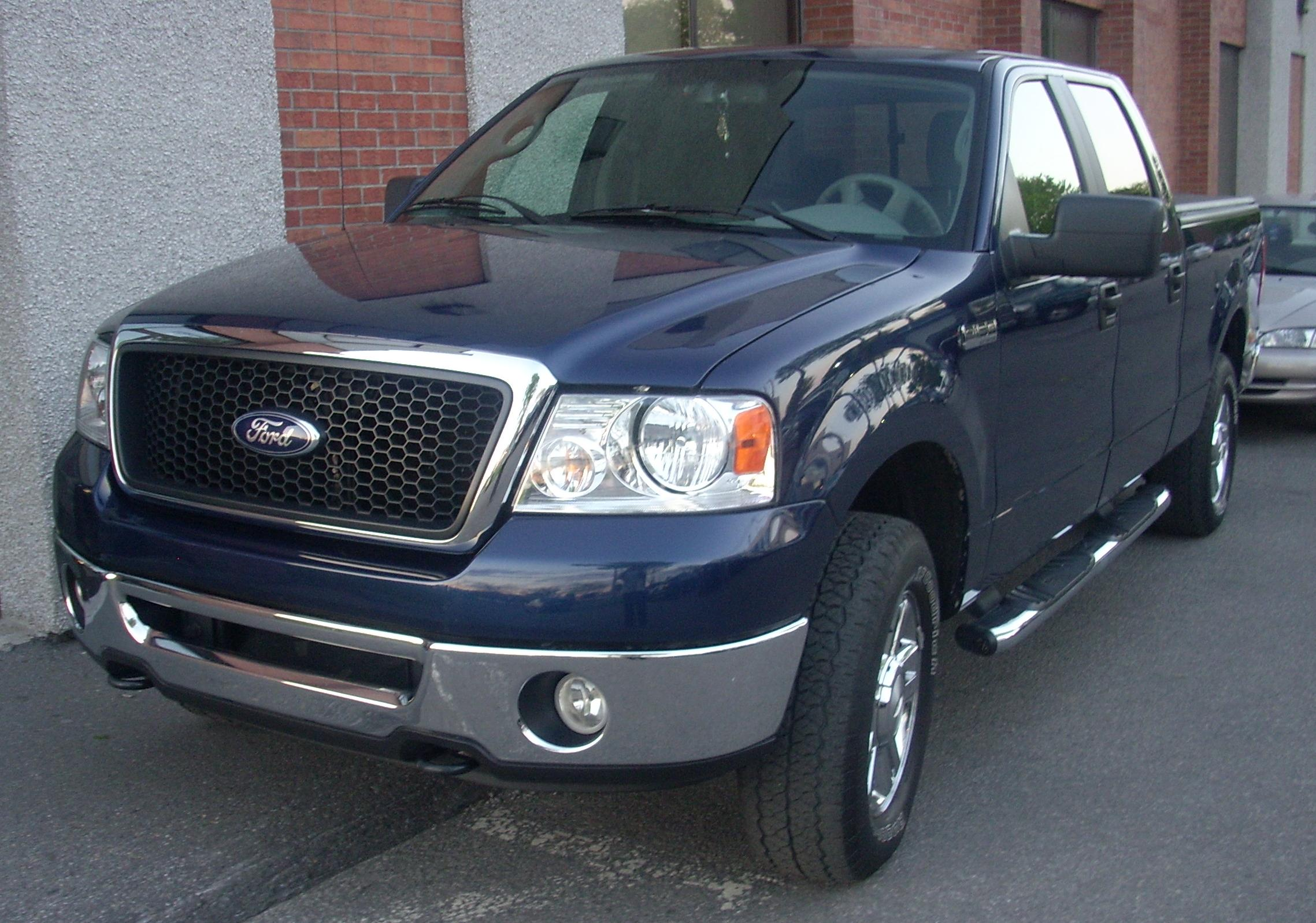 2007 Ford F-150 #14