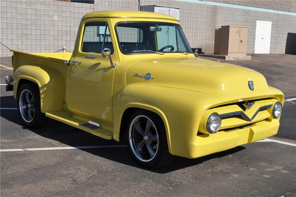 1955 Ford F #6