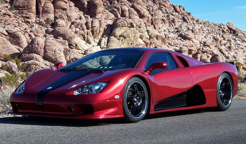 SSC Ultimate Aero #7