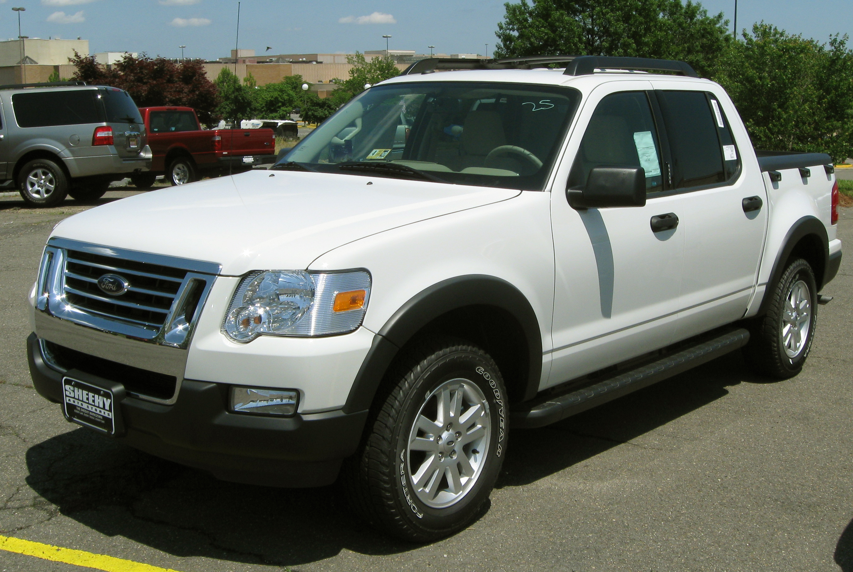 2007 Ford Explorer Sport Trac #5