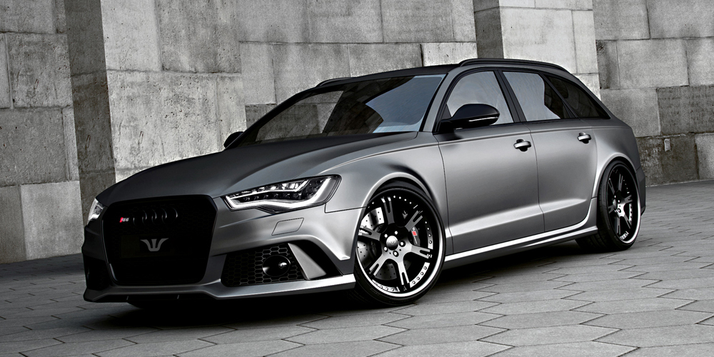 Audi RS6 Photos Informations Articles