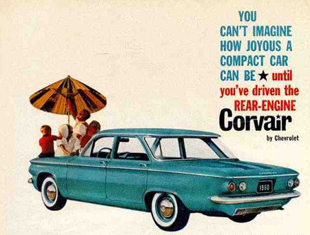 1959 Chevrolet Corvair #2