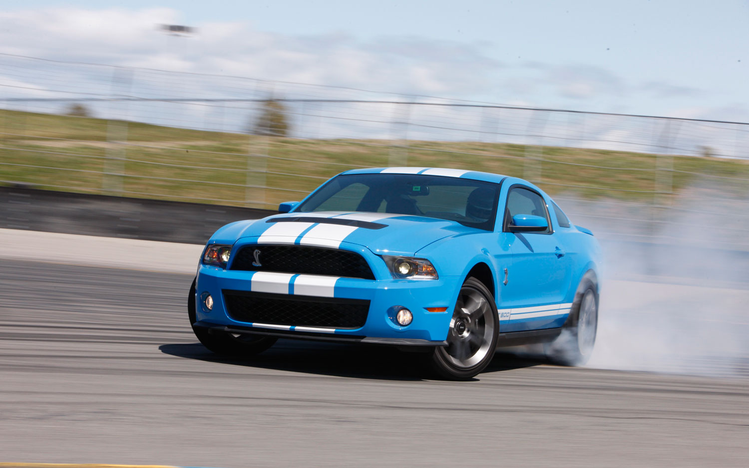 2010 Ford Shelby Gt500 #15