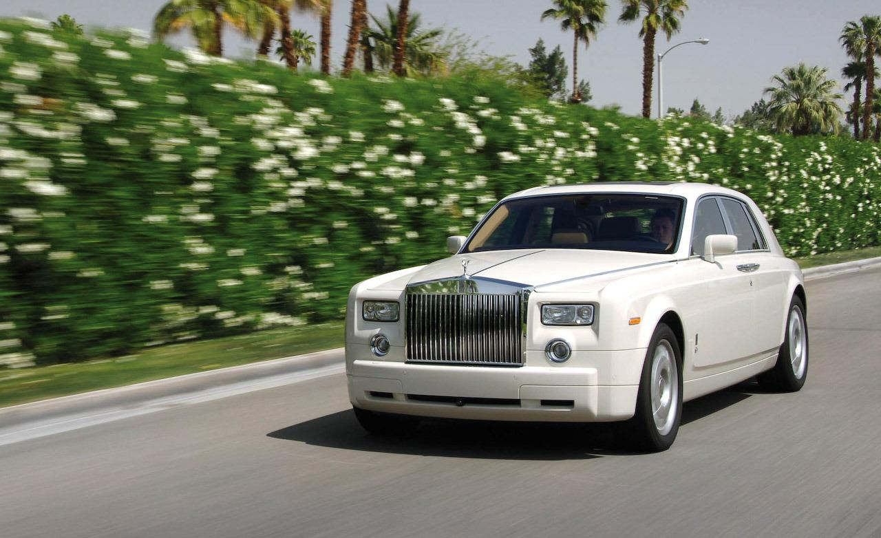2008 Rolls royce Phantom #11