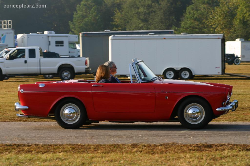 1965 Sunbeam Tiger #8