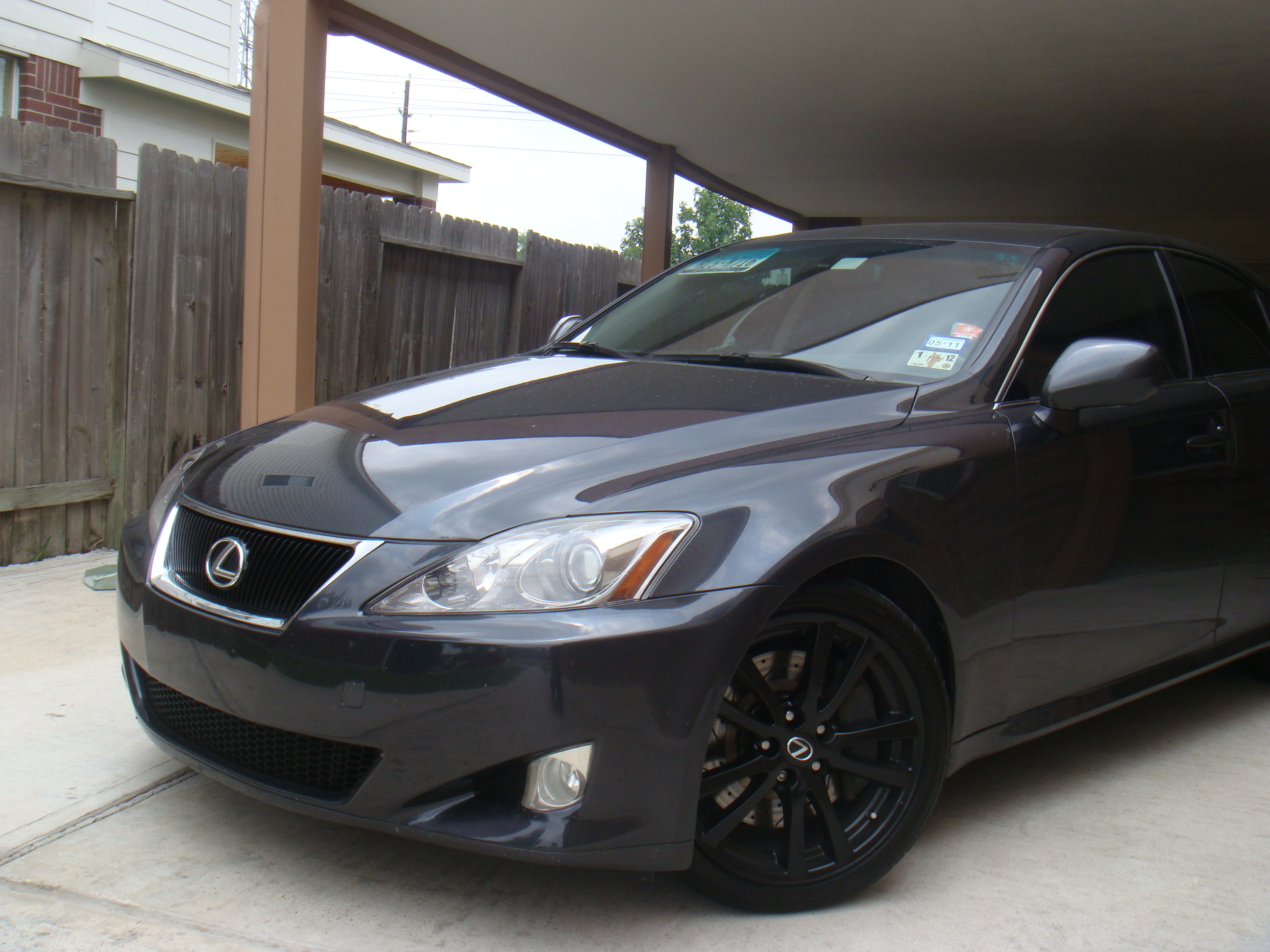 2008 Lexus Is 350 #12