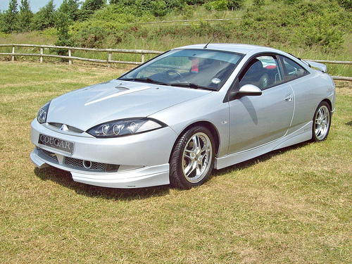 1998 Ford Cougar #12