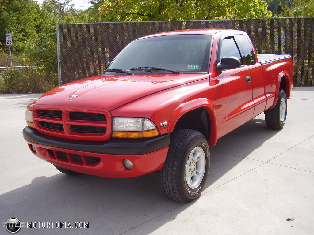 1998 Dodge Dakota #11