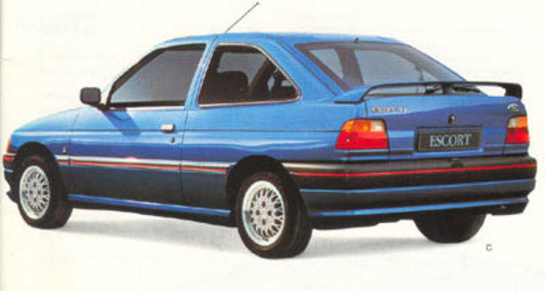 1992 Ford Orion #8