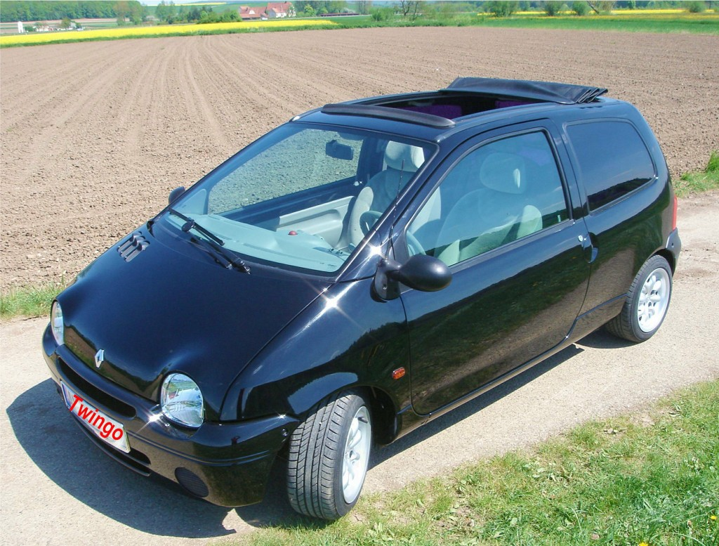 2000 renault twingo photos informations articles. Black Bedroom Furniture Sets. Home Design Ideas