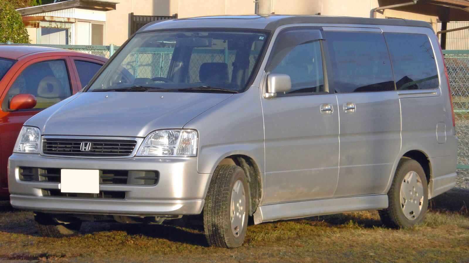 1996 Honda Step Wagon #15