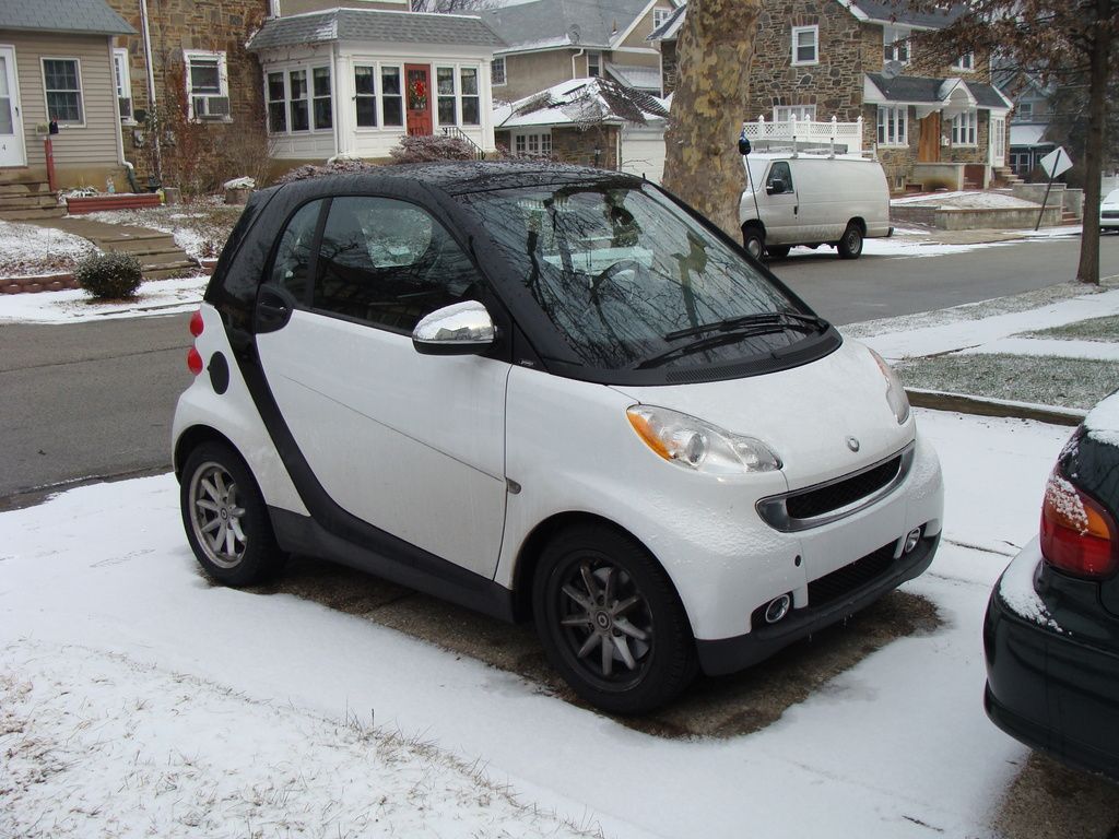 2008 Smart Fortwo #7