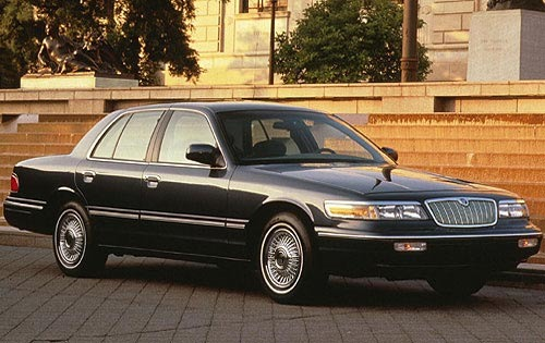 Mercury Grand Marquis #13