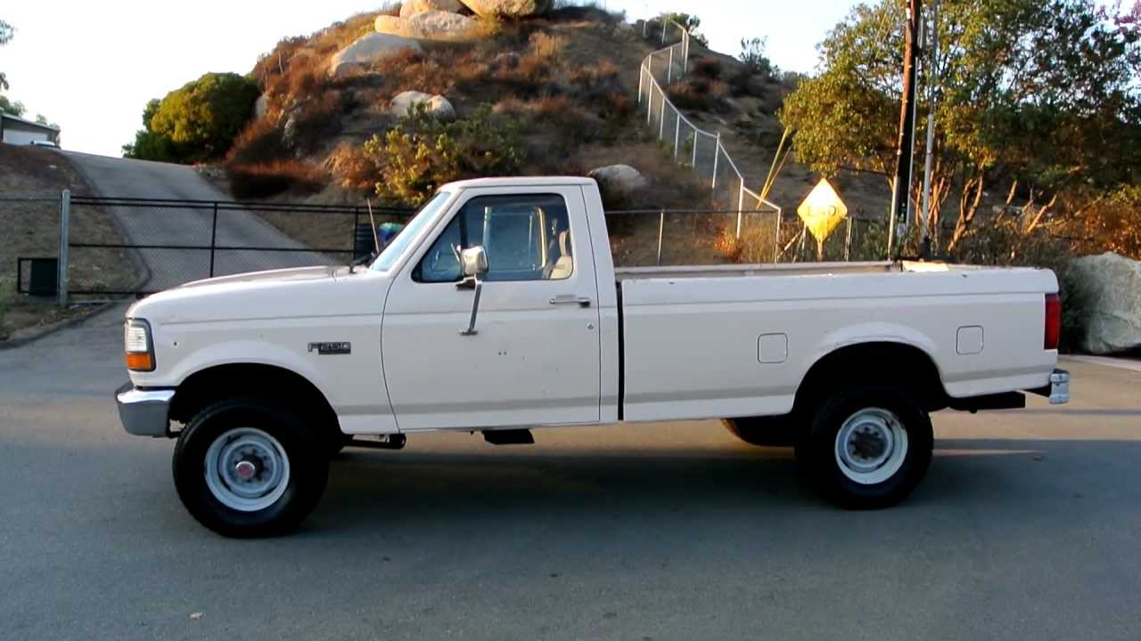 1992 Ford F-250 #5