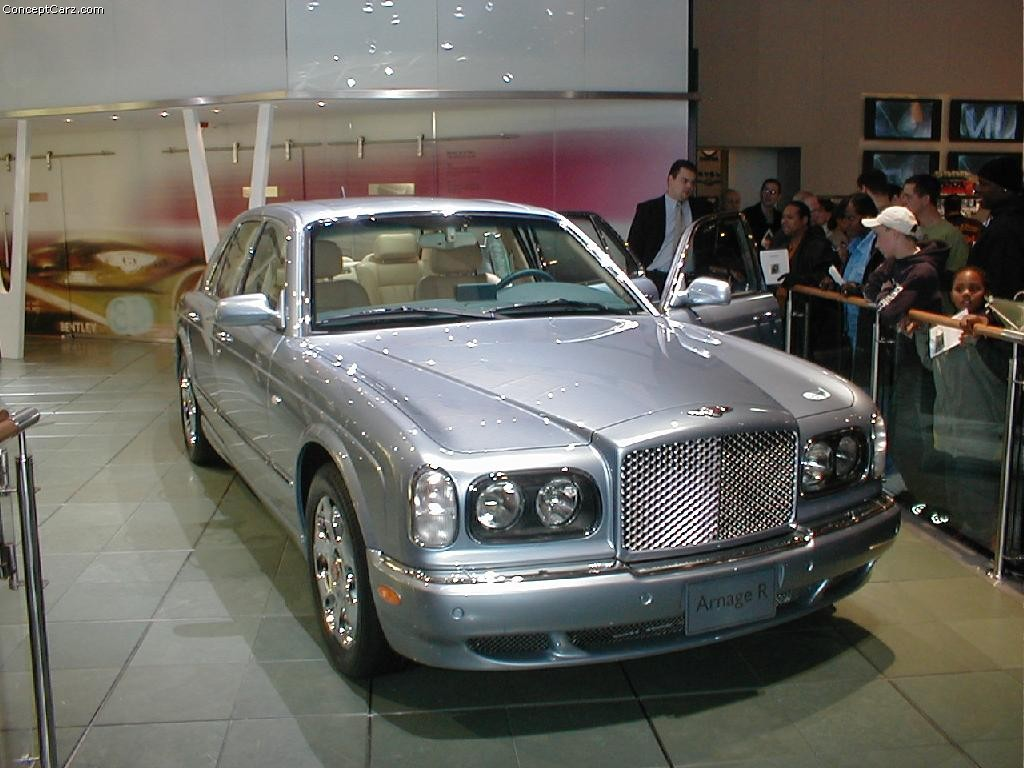 2003 Bentley Arnage #4