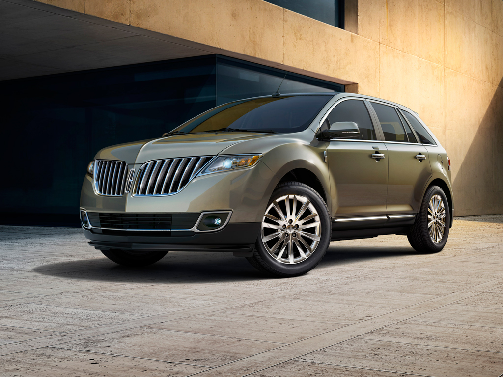 2014 Lincoln Mkx #2
