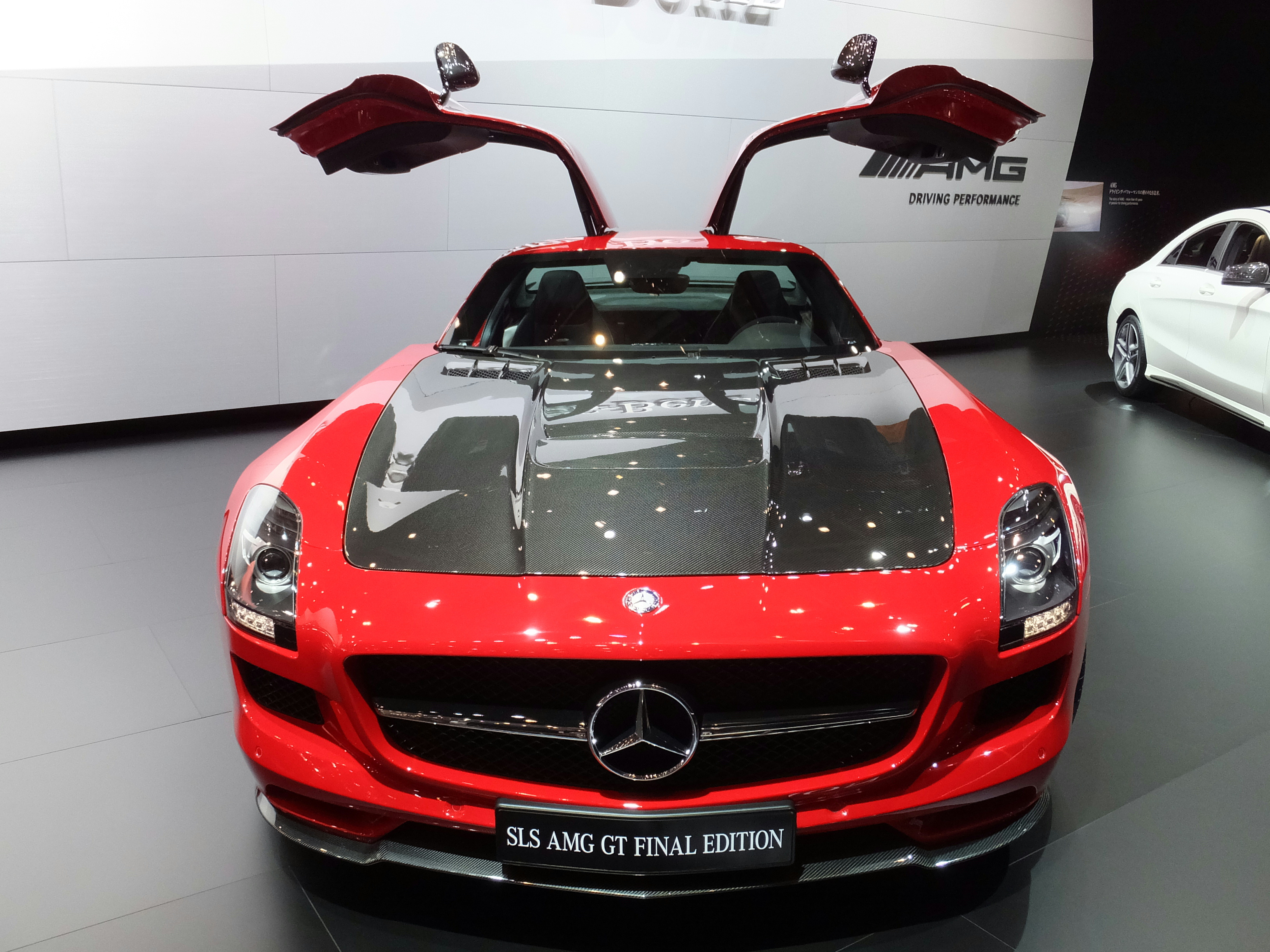 Mercedes-Benz Sls Amg Gt Final Edition #12
