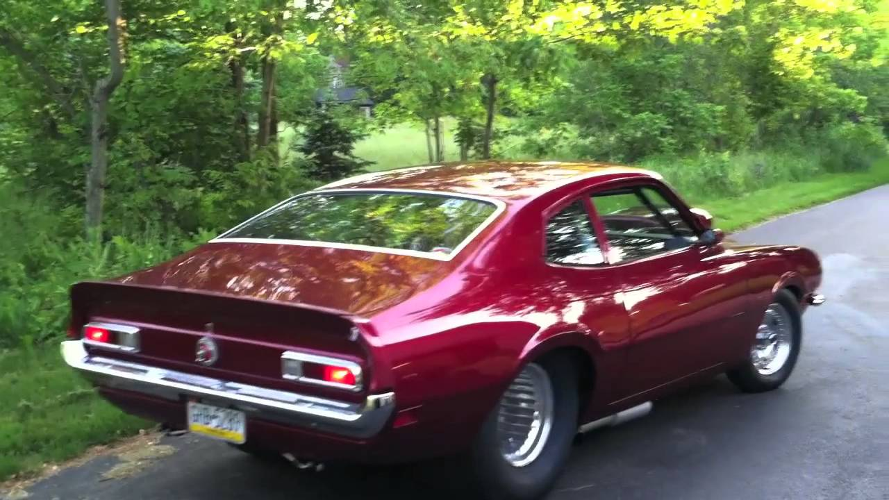 1970 Ford Maverick #8