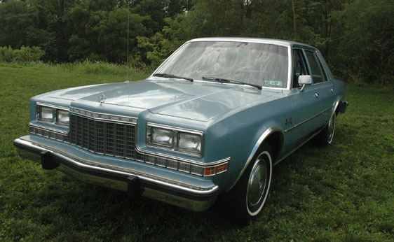 1988 Plymouth Gran Fury #12