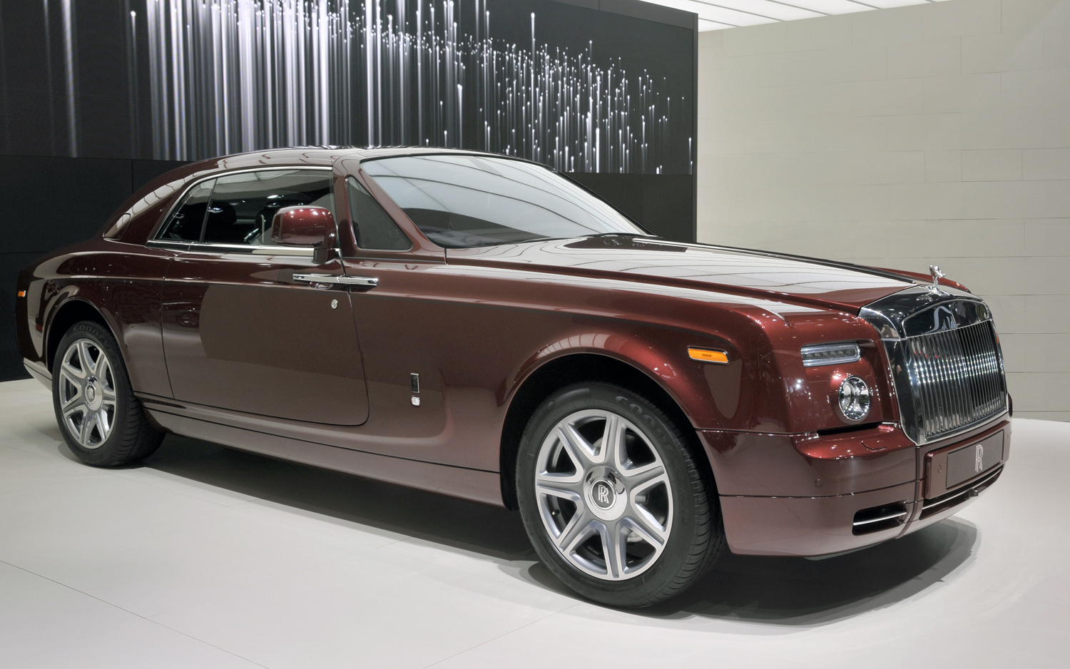 Rolls royce Phantom Coupe #7